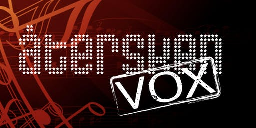 Konsert med Återsken VOX 3 dec