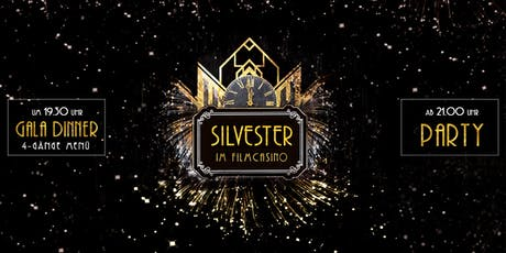 Silvester im Filmcasino 2019 Tickets
