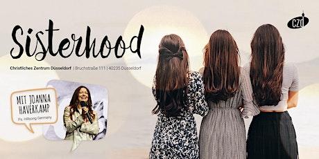 Sisterhood mit Joanna Haverkamp Tickets
