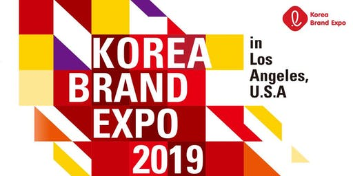 Korea Brand Expo in Los Angeles
