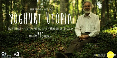 Yoghurt Utopia screening at Global Health Film Festival 2019 tickets