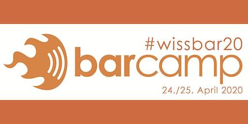 #wissbar20 - Forschungsbarcamp