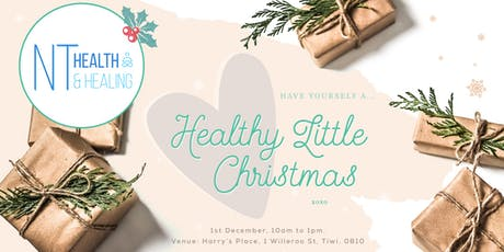 Have Yourself A Healthy Little Christmas tickets