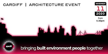 Specifi Cardiff - ARCHITECTURE EVENT tickets
