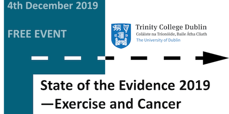 State of the Evidence 2019 —Exercise and Cancer  tickets