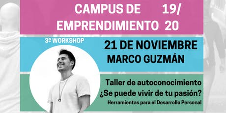 Campus de Emprendimiento entradas