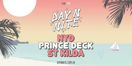 Day N Nite | NYD 2020 | Prince Deck tickets