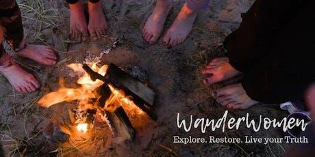 WanderWomen: Women's Day Bonfire & Swim tickets