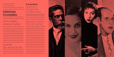 Encontros Literários, com Angela ****** Coelho