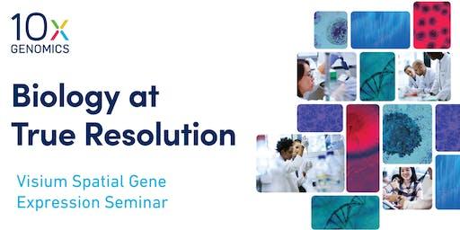 10x Genomics Visium Seminar | IPMC Nice