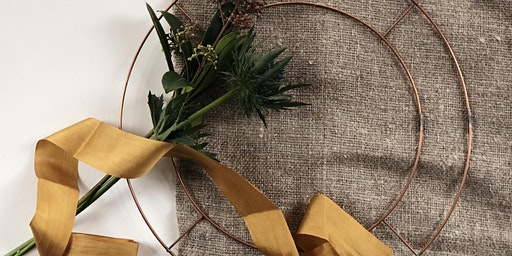 Christmas Wreath Workshop @ UNCOMMON HIGHBURY
