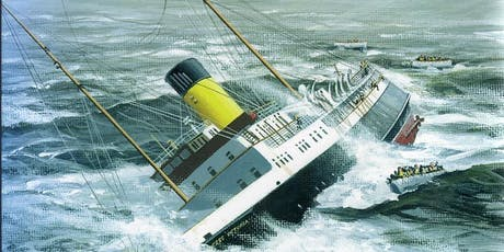 Death in the North Channel: The Princess Victoria Disaster tickets