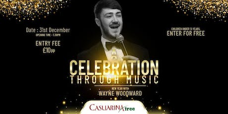 New Year With Wayne Woodward tickets
