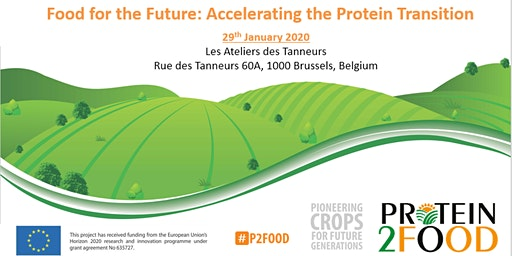 Food for the Future: Accelerating the Protein Transition