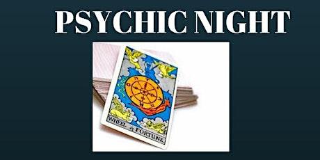 12-03-20 Folkestone Rugby Club - Psychic Night tickets