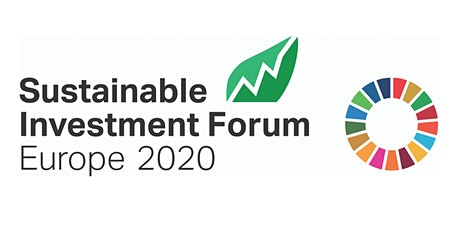 Sustainable Investment Forum Europe 2020 (UK VAT) tickets