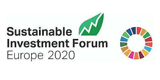 Sustainable Investment Forum Europe 2020 (UK VAT)