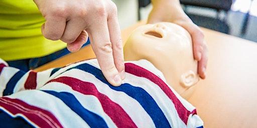 Levensreddend handelen bij baby's en kinderen Dendermonde