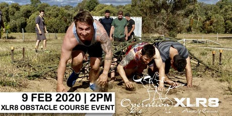 XLR8 OBSTACLE COURSE   tickets