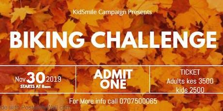 Kid Smile Campaign Biking Challenge tickets