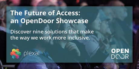 The Future of Access: OpenDoor Investor Showcase tickets