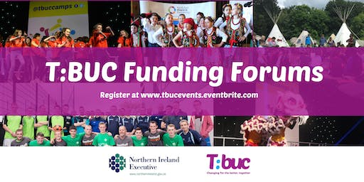 T:BUC Funding Forums - Cookstown