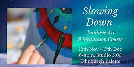 Intuitive Art & Meditation  tickets