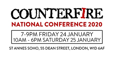 Counterfire National Conference 2020 tickets