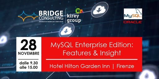 MySQL Enterprise Edition: Features & insight