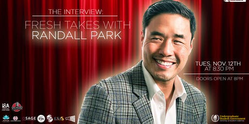 The Interview: Fresh Takes With Randall Park