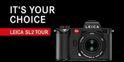 Leica SL2 Tour - Leica Store Bologna