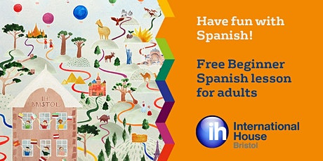 Spanish for adults (1 hour fun class) - Bristol Lifelong Learning Festival tickets
