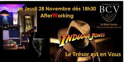 AfterWorking BCV Network .... Indiana Jones