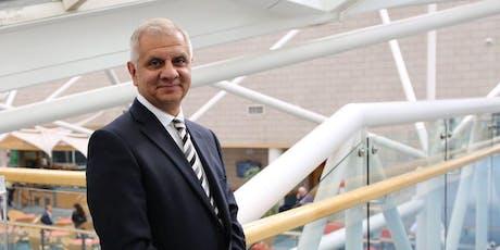 Professor Sital Dhillon OBE Inaugural Lecture tickets