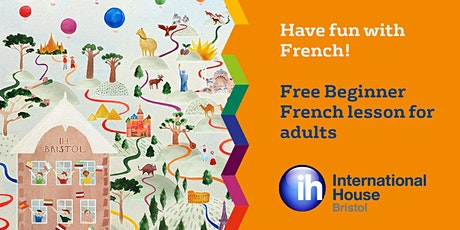 French for adults (1 hour fun class) - Bristol Lifelong Learning Festival tickets