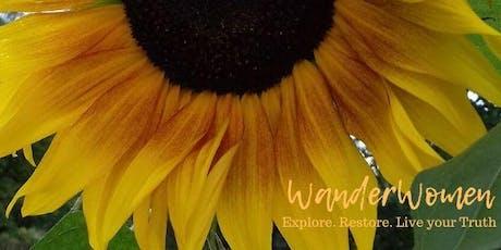 WanderWomen: Scent of Summer Overnight Retreat tickets