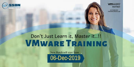 Take VMware Training in Noida (Paid Training)