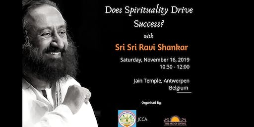Does Spirituality drive Success?