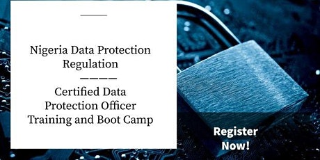 Certified Data Protection Lead Auditor (CDPLA) Training and Boot Camp tickets