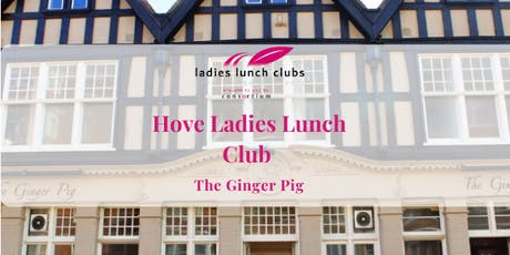 Hove Ladies Lunch Club - 14th January 2020 tickets