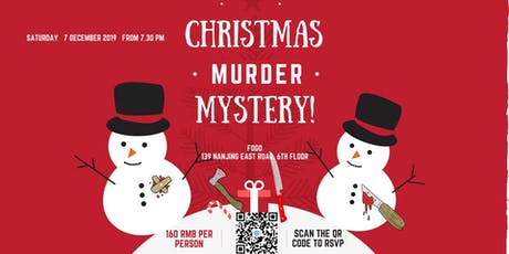Murder mystery Christmas! tickets