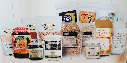 Mamami Shoppe Organic Food Fair