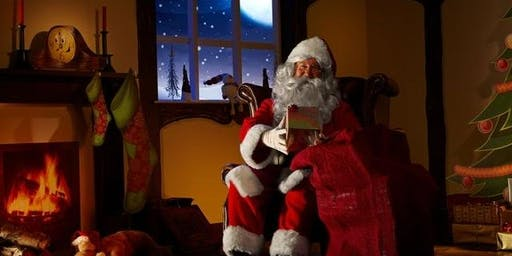 St Mary and All Saints Santa's  Grotto Experience £3 per child