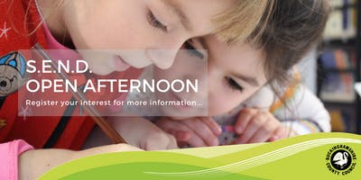 Buckinghamshire County Council - SEND Open Afternoon