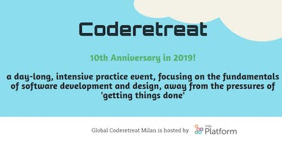 Global Day of Coderetreat 2019 - Milano @Mia-Platform