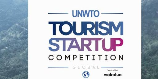 Final of the 2ND UNWTO Tourism Start-up Competition