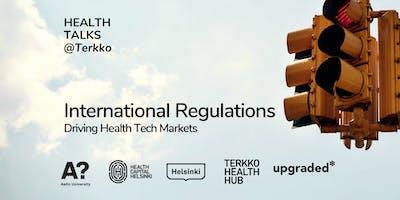 Health Talks: International Regulations