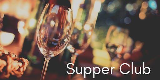 Supper Club with Cegin Cardiff