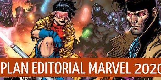 Julián M. Clemente, editor Marvel en España, nos presenta el plan editorial 2020