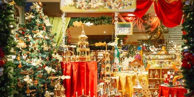 Christmas Gift, Craft & Vintage Market with Santa's Grotto